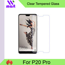 Clear Tempered Glass Screen Protector for Huawei P20 Pro