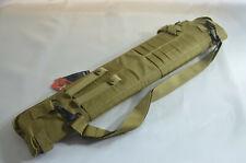 "Fox Tactical Shotgun Rifle Scabbard Bag Gun Holster Shoulder Sling 28"" COYOTE"