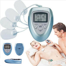 Tens Machine Digital Therapy Full Body Massager Pain Relief acupuncture Back Hot