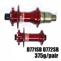 MTB Mountain Bike Disc Brake Hub NOVATEC 771 772 Alloy J-Hook Hub 15*100/12 *142