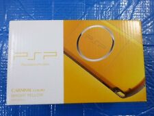 PSP Playstation Portable Bright Yellow (PSP - 3000 BY) from japan game SONY New