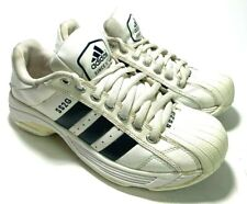 Adidas SS2G Superstar US Mens SIZE 6.5 White/Navy. Manufacture date 07/09 Rare