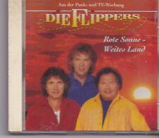 Die Flippers-Rote Sonne Weites Land cd album