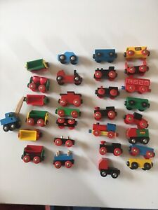 Brio Trains And Carriages