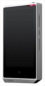 COWON japan PR-128G-SL Polaris Silver PLENUE R MP3 Player Audio Hi-Res 128GB JP