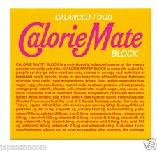 Calorie Mate block 4 pieces MAPLE flavored balance nutritional food JAPANESE