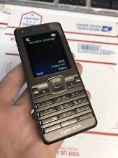 Sony Ericsson K770i Unlocked World Basic Cell Phone Asia Europe Africa