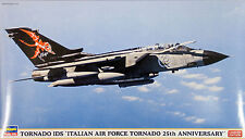 "Hasegawa 02049 Tornado IDS ""Italian Air Force 25th Anniversary"" 1/72 scale kit"