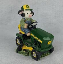 Mary's Moo Moos Deere to My Heart Cow on Tractor