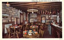 BARDSTOWN, KY Kentucky  OLD TALBOTT TAVERN~Coffee Shop  NELSON COUNTY  Postcard