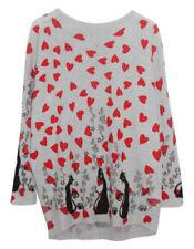 Wool Blend Formal Waist Length Jumpers & Cardigans for Women