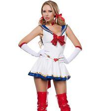 Top Totty Anime Sailor Heroine Costume