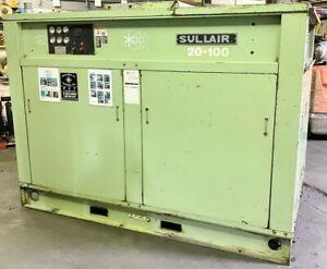 SULLAIR 100HP AIR COMPRESSOR