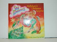 1996 HC Sky Dancers Pop-Up Book Hollyberry's Christmas Surprise