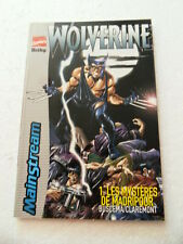 Wolverine 1. Les Mystères De Madripoor - Bethy /Panini France 1998 -  BE / TBE