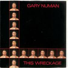 "Gary Numan - This Wreckage - 7"" Vinyl Record Single"