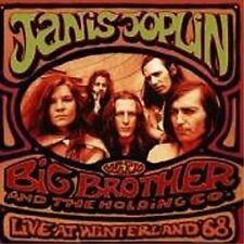 Janis Joplin with Big Brother and the Holding Company-LIVE AT WINTERLAND 68