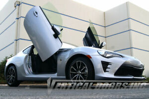 Vertical Doors - Vertical Lambo Door Kit For Toyota 86 2017 -VDCTOY8617