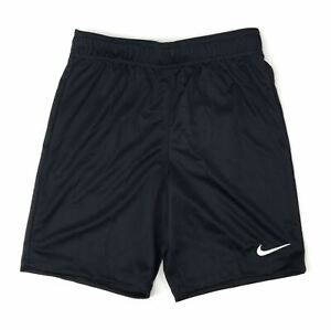 Nike Park II Short Youth Unisex Medium Soccer Boys Girls Dri-Fit Black 898025