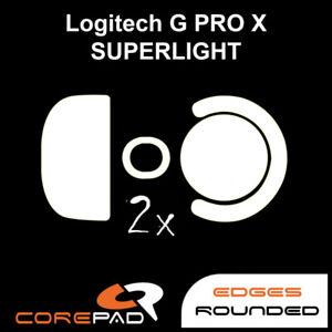 Corepad Skatez Logitech G PRO X SUPERLIGHT Wireless V2 mouse feet Hyperglides
