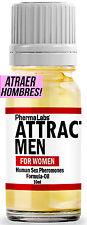 El SECRETO para atraer HOMBRES! PODEROSAS SEXO FEROMONA HUMANAS Aceite 10ml