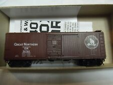 Great Norther   Athearn Vintage 40' Wood Box Car