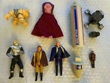 Vintage Battlestar Galactica Action Figures and other toys