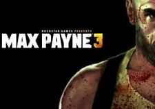 Max Payne 3 Complete Edition Region Free PC KEY (Steam)