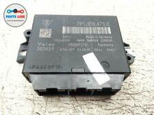 2011-2014 PORSCHE CAYENNE 958 PARKING PARK ASSIST CONTROL MODULE BOXSTER CAYMAN