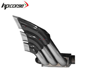 Exhaust Hpcorse Hydrotre Race Cover Carb Steel Mv Agusta Brutale 800 2011 > 2016