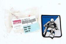 Yamaha 4CW-F637G-00-00 HOLDER, WIRE Vino 125 YJ125 New
