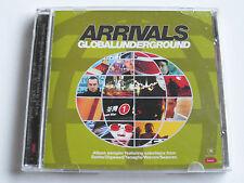 Global Underground - Arrivals - Album Sampler (CD Album) Used Very Good