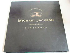 "MICHAEL JACKSON - ""DANGEROUS - COLLECTOR'S EDITION""  NO BOOKLET - PAS DE LIVRET"