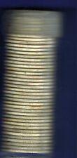CANADA 1867- 1967 SILVER LYNX QUARTER UNCIRCULATED  ROLL 40 COINS BU