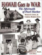 Hawaii Goes to War: The Aftermath of Pearl Harbor by W. Jones (Hawaii in WWII)