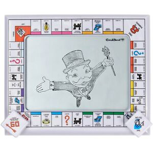 ETCH-A-SKETCH Magic Screen MONOPOLY EDITION Age 3+ ~ New in Box