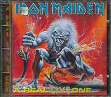 "IRON MAIDEN ""A Real Live One"" CD-Album"