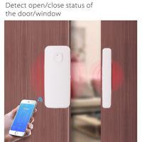 Wireless Smart Door Sensor Detector Compatible Alexa Echo and google home PN1