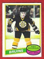 1979-80 O-Pee-Chee Ray Bourque #140 Boston Bruins RC HOF