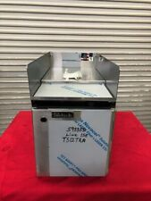 """New 12"""" Stainless Steel Back Bar Trash Receptacle Under Perlick Ts12Tra #2394"""
