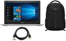 Dell Inspiron i5570-7987SLV Laptop Bundle Core i7 1TB 4GB Ram+16GB Optane Memory