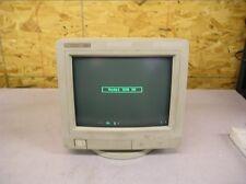 Vintage Hp Hewlett Packard 928 Workstation Terminal Monitor Slight Burn In