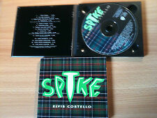 ELVIS COSTELLO~'SPIKE'~V.RARE U.S. PROMO ONLY DIGIPACK CD 1989~PRO-CD-3426