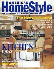 American HomeStyle & Gardening Magazine October 1994 Kitchen Ideas Home Style