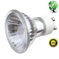 GU10 120v 50w MR-16 50 Watts JDR+C GU10+C Dimmable Halogen Bulb Lamp