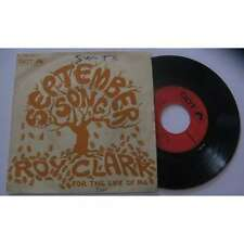 ROY CLARK - September Song French PS Pop Rock 69