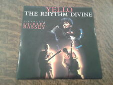 45 tours yello the rhythm divine featuring shirley bassey