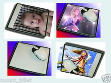 Lot of 50PCS BRAND NEW Custom Photo Insert Mousepad Mouse Mats