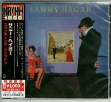"SAMMY HAGAR - ""STANDING HAMPTON""  (BRAND NEW 2013 JAPAN IMPORT)  VAN HALEN  HSAS"