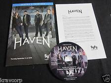 HAVEN [SYFY SERIES]—2014 PROMO DVD